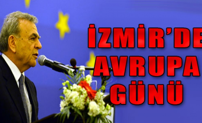 İzmir'de Avrupa Günü