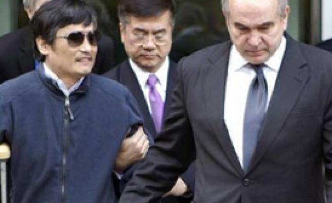 ABD'den Çin'e Çen Resti