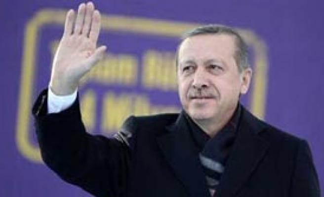 Erdoğan Cami Çıkışında Vatandaşlara Seslendi