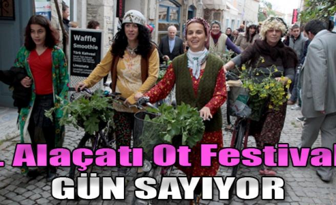 7. Alaçatı Ot Festivali Gün Sayıyor