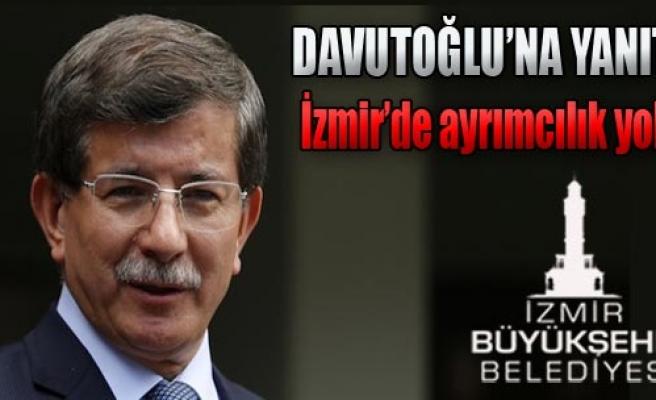 Büyükşehir'den Başbakan'a Yanıt!