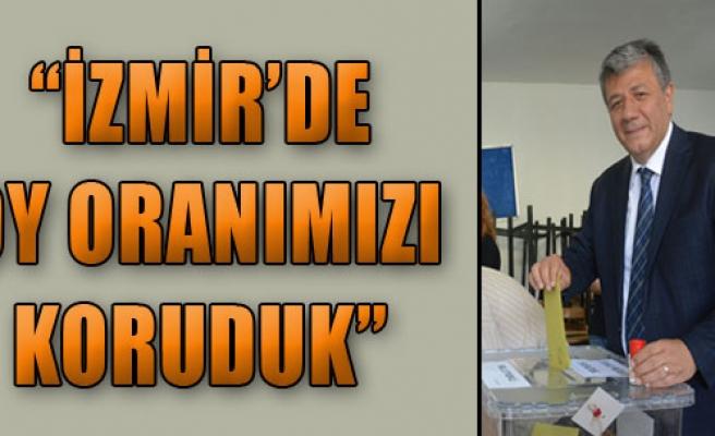 'Hedefimiz Türkiye'yi İzmir Gibi Yapmak'