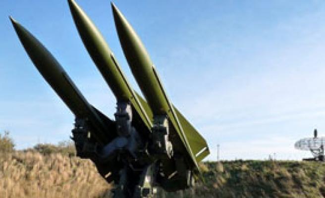 Türkiye Bu Kez Füzelerle Vurdu