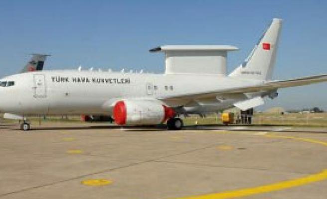 İhbar Kontrol Uçağı 'Batı' Teslim Edildi