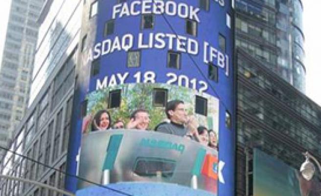 Facebook Borsada 'Beğen'ilmedi