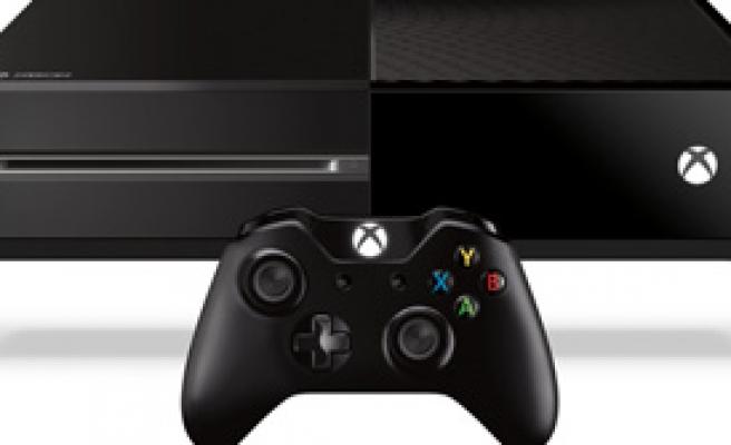 Xbox One Gaza Bastı