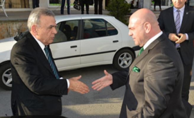 Babacan Başkan Kocaoğlu