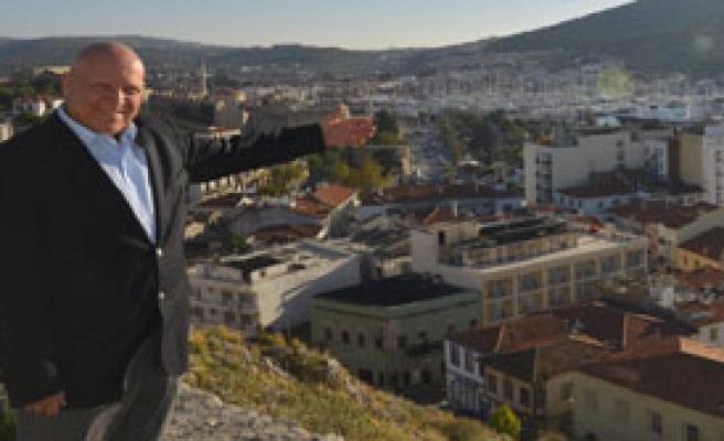 'Çeşme Çarşısı Cazibe Merkezi Olacak'
