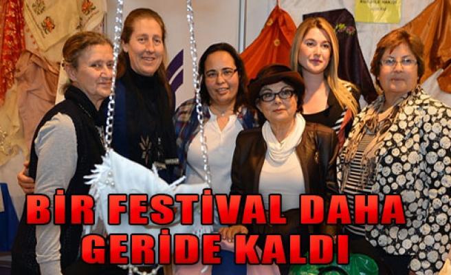 Kadın Festivali Sona Erdi