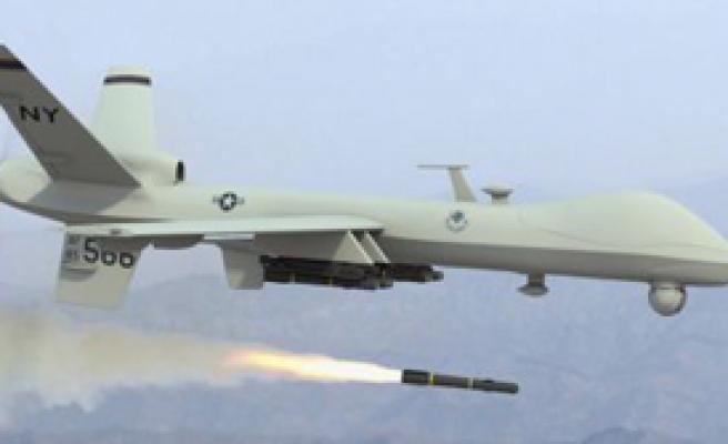 Yemen'de Pilotsuz Uçakla Saldırı
