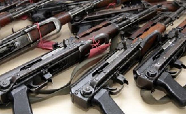 Suruç'ta Köye Silah Baskını