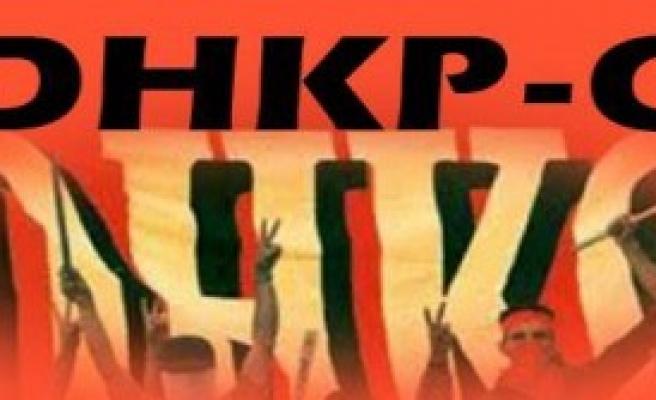 'DHKP-C'de 56 Kişi Hakkında Dava