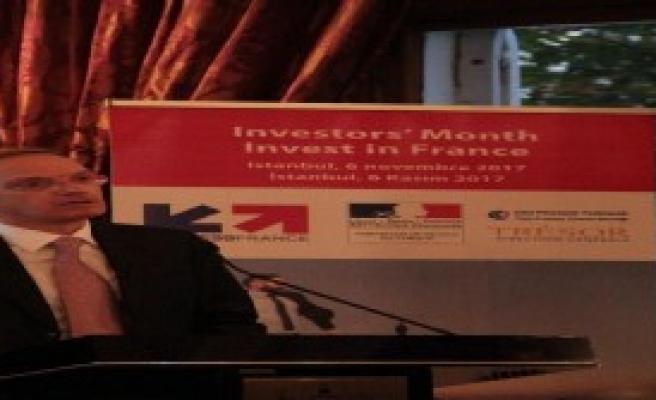 'Fransa Türk Yatırımcıları Bekliyor'