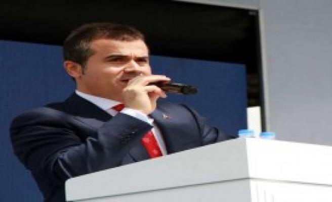 'Marmaray Asırları Aşan Bir Proje'