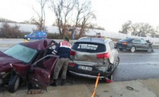 Genç Öğretmen Kazada Öldü
