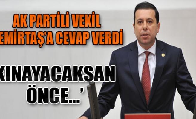 Kaya'dan 'İzmir Ruhu' Cevabı