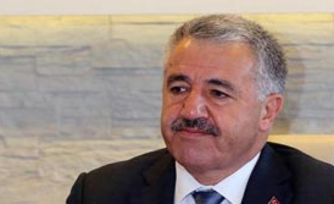 Bakan Ahmet Arslan'ın Acı Günü