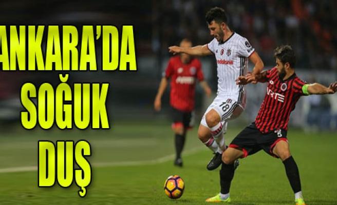 Beşiktaş Vurdu, Deviremedi