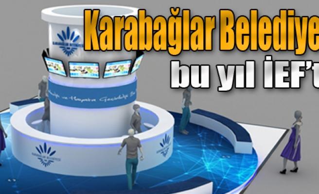 Karabağlar Belediyesi Bu Yıl İEF'de