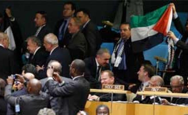 Filistin'e Devlet Statüsü