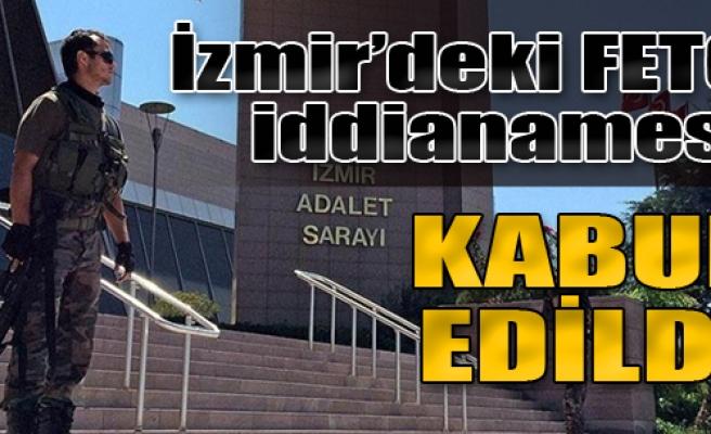 İzmir'deki '15 Temmuz' İddianamesi Kabul Edildi