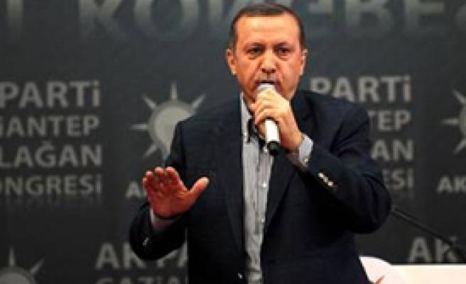 Erdoğan: Biz Yol Arkadaşımızı Harcamayız