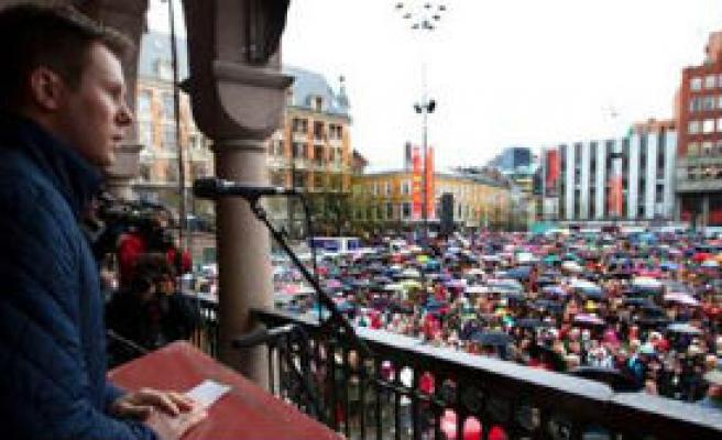 Breivik'e Karşı 40 Bin Kişilik Koro