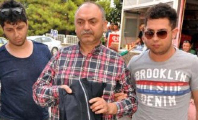 Zonguldak Eski İl Emniyet Müdürü Gözaltına Alındı