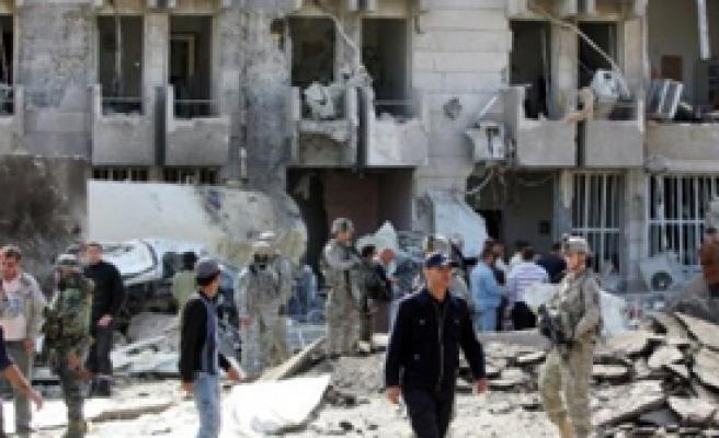 Bağdat'ta Patlama: 4 Ölü 34 Yaralı