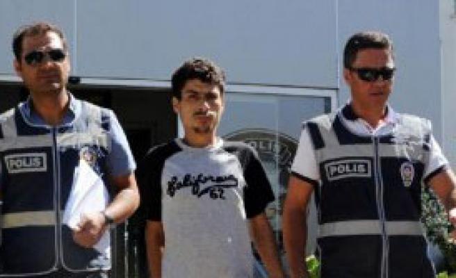 Gasp Yapan Genç Tutuklandı