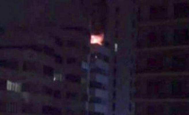 Rezidansta Yangın