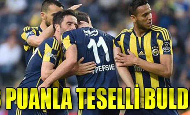 Fenerbahçe 2-1 Gençlerbirliği