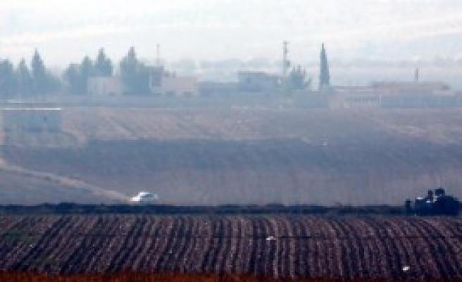 4 IŞİD'linin Öldürüldüğü Sınırda Alarm
