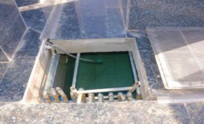 Çocuk, Fıskiyenin Su Deposuna Düştü