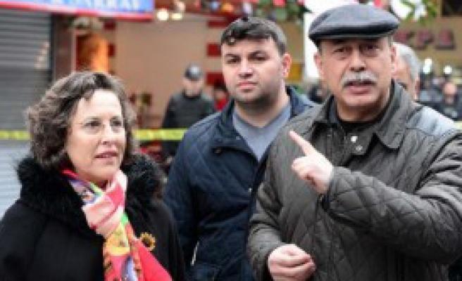 HDP'liler Bakırköy'e Yürümek İstedi