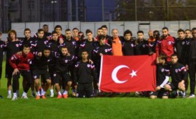 Adanaspor'dan Teröre Tepki