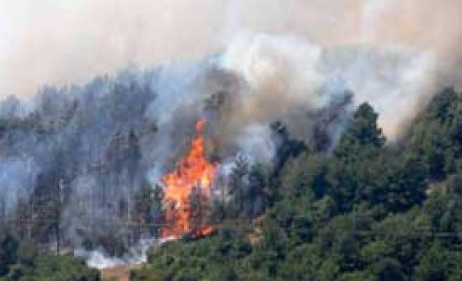 Yangın Büyüyor!..