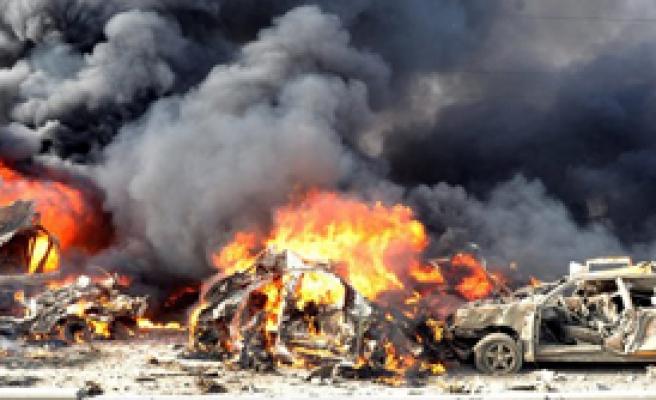 Suriye'de 23 Ölü