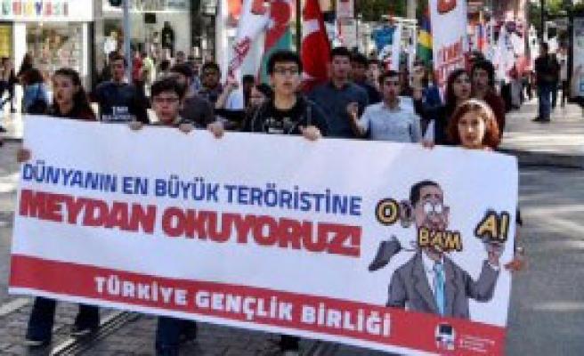 TGB, G-20'yi Protesto Etti