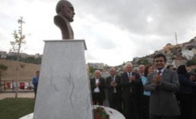 Karabağlar'da Mehmet Akif Ersoy Parkı