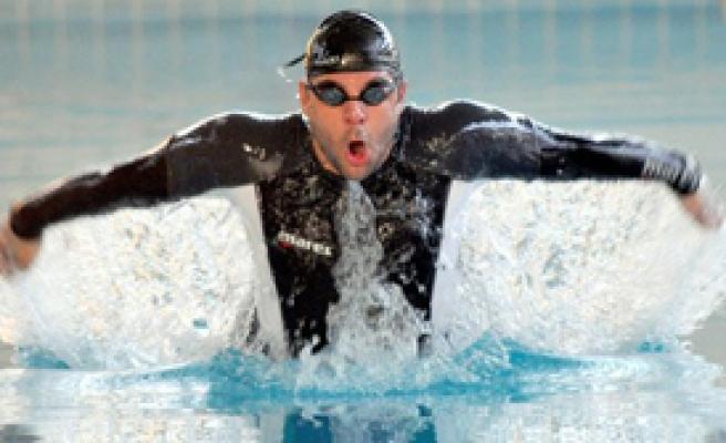 Rekortmen Yüzücüden Yeni Rekor Denemesi
