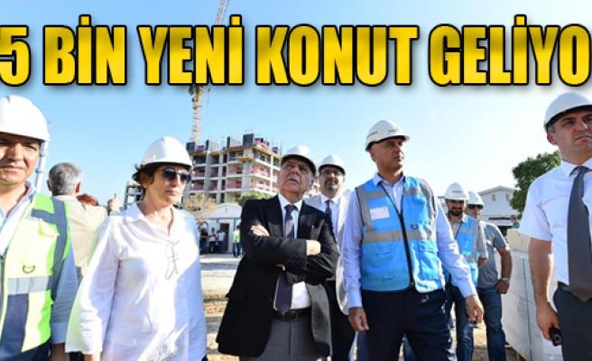 Başkan Kocaoğlu; '35 Bin Yeni Konut Üreteceğiz'