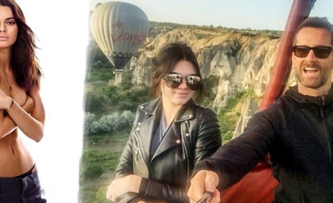 Kendall'ın Balon Keyfi