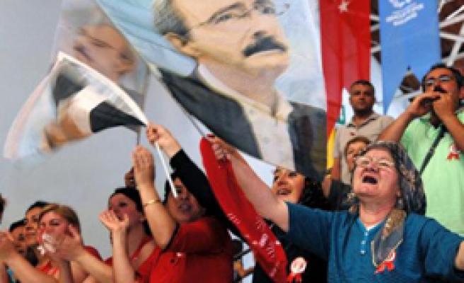 CHP Antalya Kongresi Gegin Başladı
