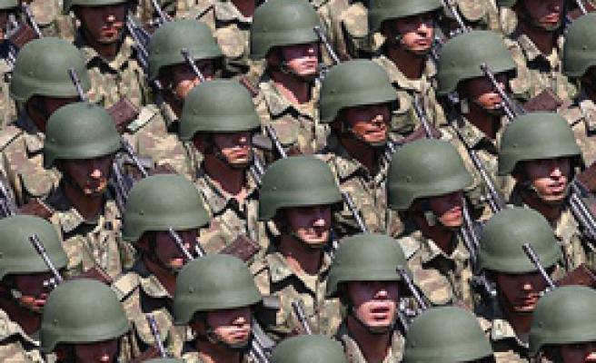 Askerlik Şubeleri Özel Güvenlikçilere Emanet