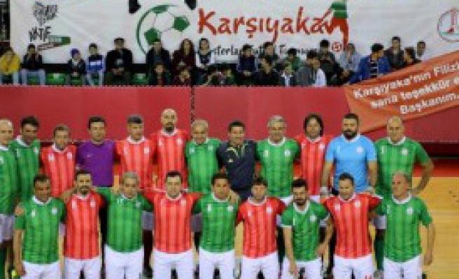 Futbolun Yıldızları Bu Turnuvada