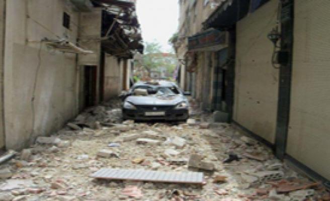 Suriye'de 28 Kişi Öldü