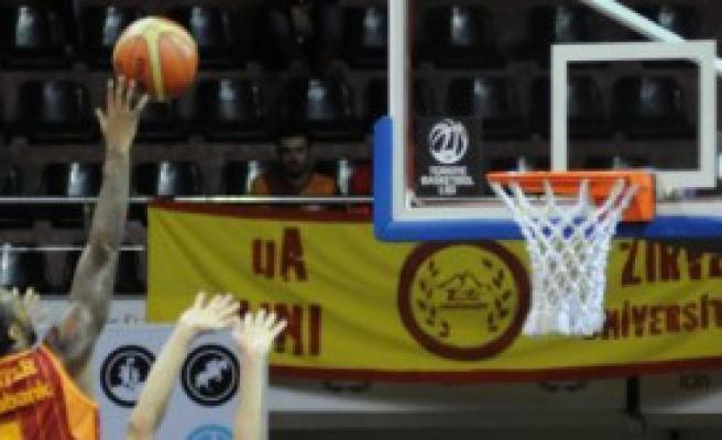 Gaziantep-Galatasaray: 76-64
