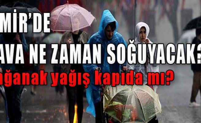 İzmir'de Hava Ne Zaman Soğuyacak?
