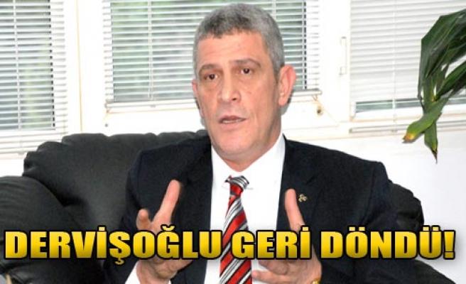 Müsavat Dervişoğlu Geri Döndü!